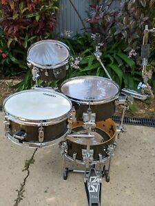 Tama Silver Star cocktail jam drum kit