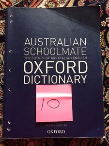 Australian dictionary Cranbourne North Casey Area Preview