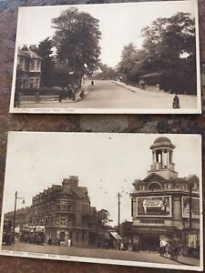 Ilford UK postcards