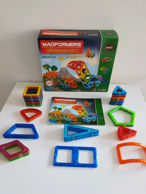 Magformers Mini Dinosaur Set Toys Indoor Gumtree Australia