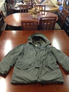 Ex Military Extreme Weather Parka Inala Brisbane South West Preview