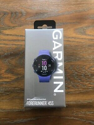 Garmin Forerunner 45S GPS Running Watch - Iris, Case Size 39mm