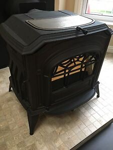 Never used Vermont casting woodstove