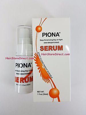 Piona Serum 1oz ALL NEW Skin Lightening Face Brightening Whitening Bleaching