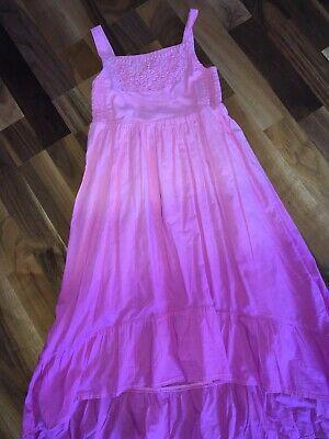 langes Sommerkleid Kinderkleid Mädchenkleid Girls Hängerchen Gr. 128 TOPOLINO ()
