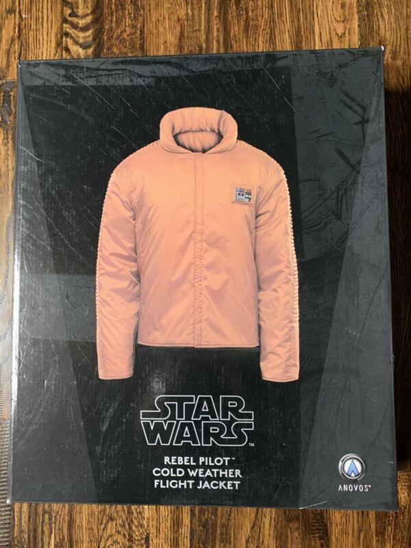 Anovos STAR WARS: THE EMPIRE STRIKES BACK Hoth Rebel Pilot Flight Jacket Size: M
