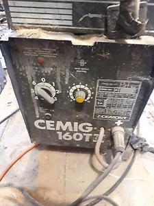 MIG welder, old welder, needs new torch - linked in description Elizabeth Park Playford Area Preview