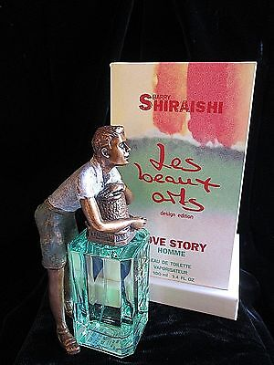 Les Beaux Arts Love Story Homme Shiraishi Limited Edition Perfume Bronze Liebe