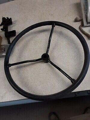 Ih 300 Utility Steering Wheel