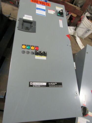 SQUARE D, E FLEX 50 HP, ADJUSTABLE SPEED DRIVE CONTROLLER A07A08B09O09