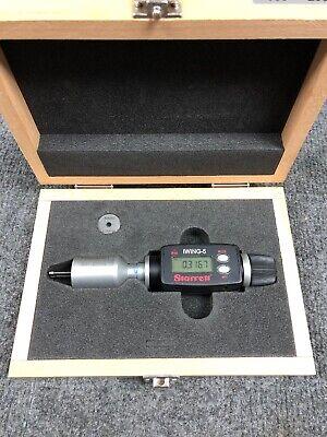 Starrett 780xtz-500 Digital Internal Micrometer .160-.200