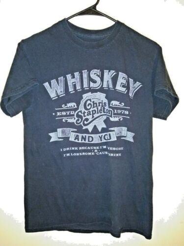 Chris Stapleton Whiskey And You Men