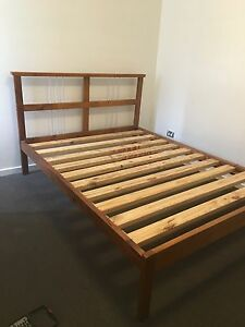 Double bed with inner spring mattress 4 months old urgent sale Ultimo Inner Sydney Preview