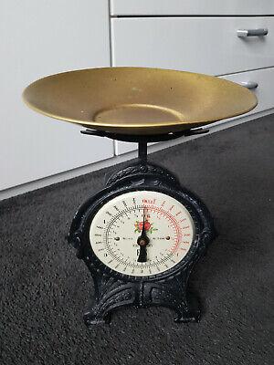 Waage Gewicht für Tafelwaage uralt 0,5KG Küchenwaage