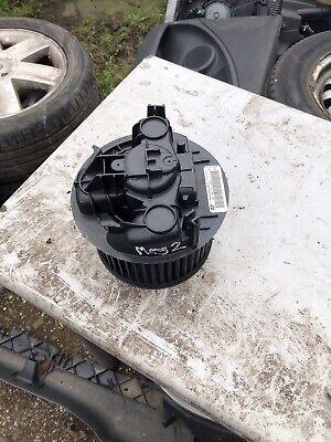 Heater Blower Motor Fan for 02-08 Renault Megane Mk2 . Fully Tested.