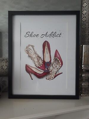 Mothers Day Gift Idea 👠💎Stunning Designer 👠Shoe-  Hand Beaded💗💝 pic- - Mother's Day Art Ideas