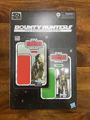 Hasbro Star Wars Black Series 4-LOM and Zuckuss 6 inch Action Figure - 2 Pack