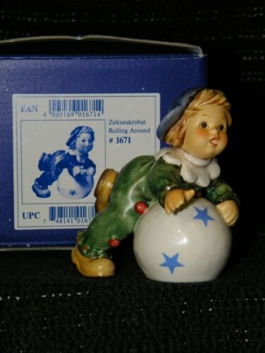 "HUMMEL FIGURINE #2088/B  ""Rolling Around"" TMK 8 MIB"