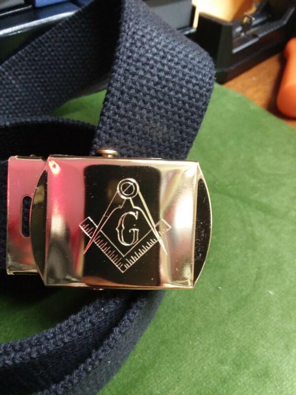 Masonic Belt And Bucket