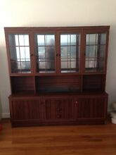 Timber cabinet Free to anyone that wants it!!! Kingsford Eastern Suburbs Preview
