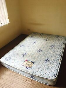 Double Bed Mattress Burwood Burwood Area Preview