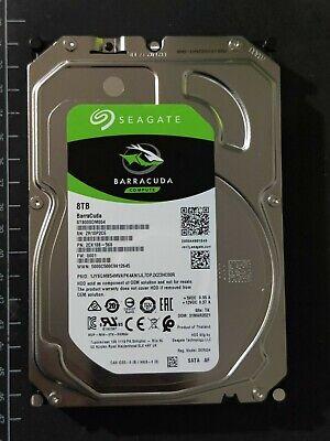 "Seagate Barracuda 8 TB, Internal 3.5"" (ST8000DM004) Hard Drive"