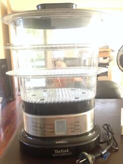 3 Stack Food Steamer (TEFAL Brand) - Mint Condition