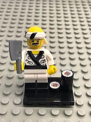 LEGO - The LEGO Ninjago Movie Minifig - Sushi Chef 71019
