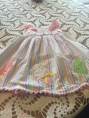 Dress For Baby Girl, Size 6/9 Months, Rare Too Brand