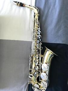 Yamaha Alto Saxophone YAS-100 Newstead Brisbane North East Preview