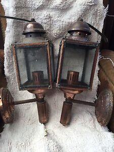 Old lanterns Keilor Brimbank Area Preview