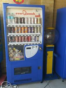 vending machine racket