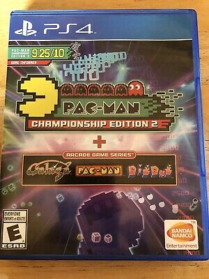 Pac-Man Championship Edition 2 + Arcade Game Series - PlayStation 4 PS4 Plays...