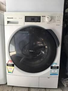 Panasonic 8kgs Front Loader Washing Machine (1400 RPM)