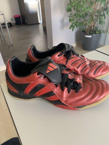 adidas Hallenfussballschuhe, 44,5 In Rot