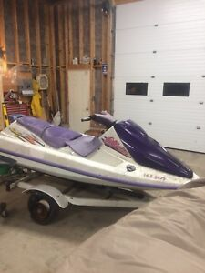 1997 Seadoo GTS 720CC part out
