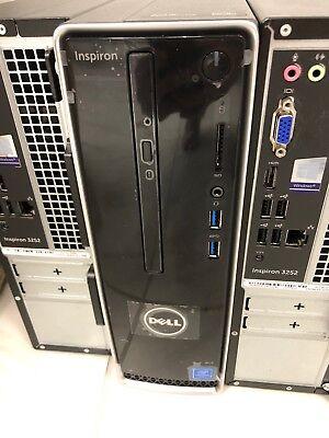 Dell Inspiron 3252 Desktop Computer 2.64GHz 8GB 1TB Windows 10