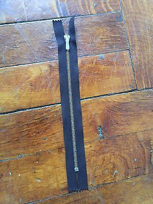 RIRI zipper Brown 7
