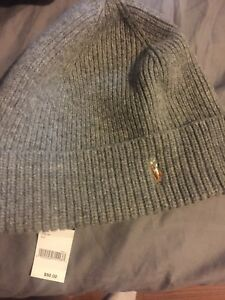 Brand new Ralph Lauren Polo winter hat with tags