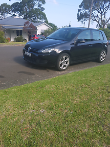 2010 VW GOLF Auto very economical Wollongong Wollongong Area Preview