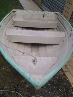 Dingy aluminium Sawtell Coffs Harbour City Preview