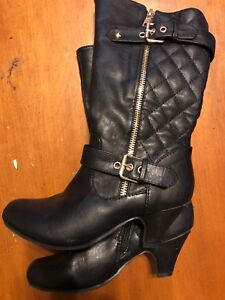 Girls Boots Size 4 $10