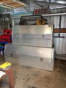 Ute tool boxes  Clare Clare Area Preview