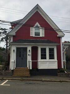 Home for rent Old Town Lunenburg