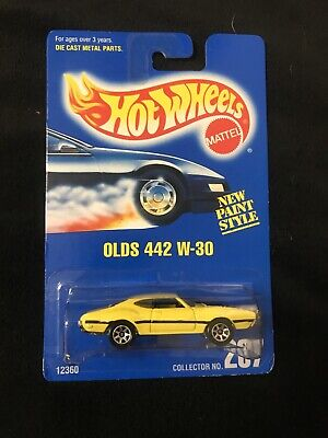 Hot Wheels 267 Olds 442 W-30 7-spoke