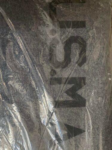USMA Wool Blanket US Military Academy West Point Grey Gold Stripe North Star