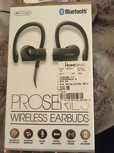 Pro Series Bluetooth wireless earbuds