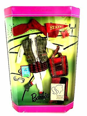 Barbie Goin' to the Game Limited Edition Fashion Millicent Roberts Outfit 1996