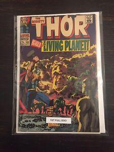 Thor 133 ego the living planet