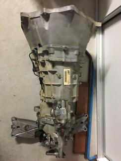 Holden VE SS transmisson